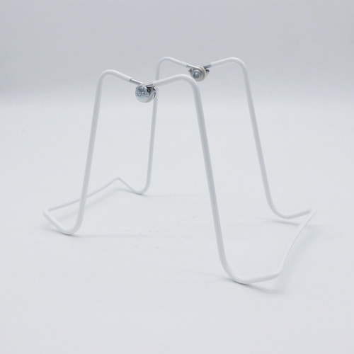 GIBSON HOLDERS  와이어 양면 도서 책 거치대 (Wire 2-Sided Display Easels)